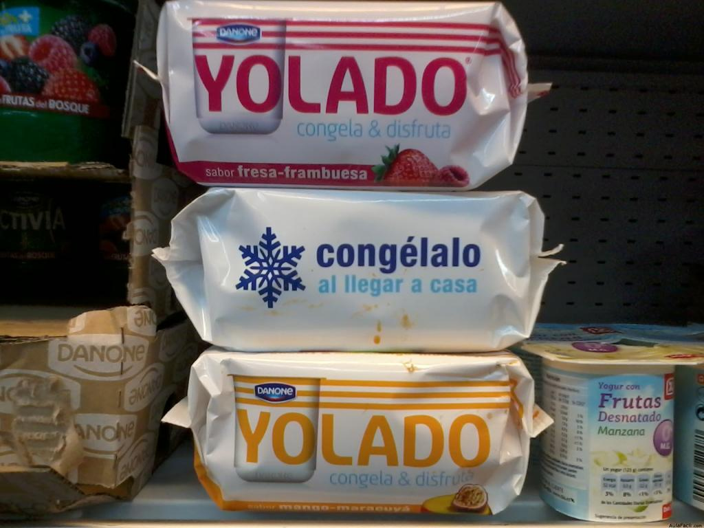 marketing de marcas y envases yolado