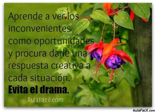 evita el drama