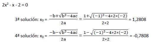 Ecuaciones de cuarto grado ecuaciones for Ecuaciones de cuarto grado