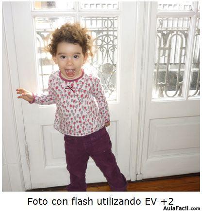 Fotos oscuras con flash externo 92