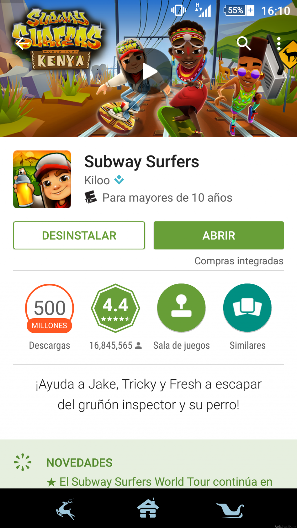 subway surfer 4