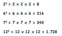 2975ccee1 🥇▷  Cuadrado y Cubo de un número - Matemáticas Sexto Primaria (11 ...