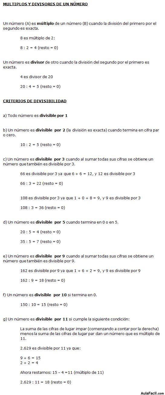 matematicas-primero-eso