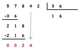 🥇▷【 División por dos o más cifras - Matematicas Cuarto Primaria 】