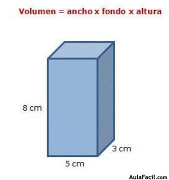 ⏩Volumen de Poliedros - Matemáticas Segundo ESO (13 años ...