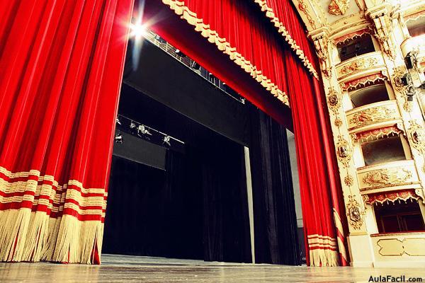 Partes Del Teatro