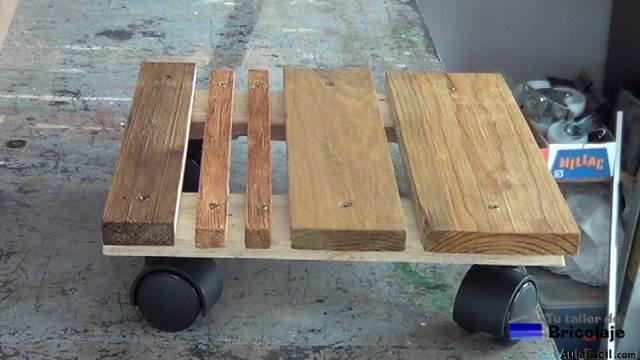 Curso gratis de c mo hacer muebles de madera con palets for Hacer muebles online