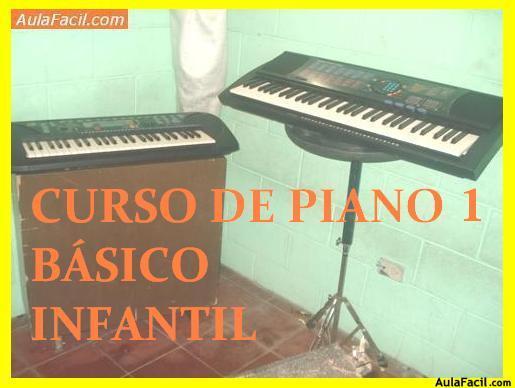 Curso gratis de piano infantil i ndice de lecciones for Strumento online gratuito piano piano