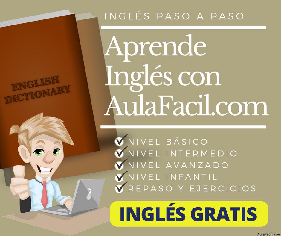 AprendeIngles AulaFacil SeccionIngles