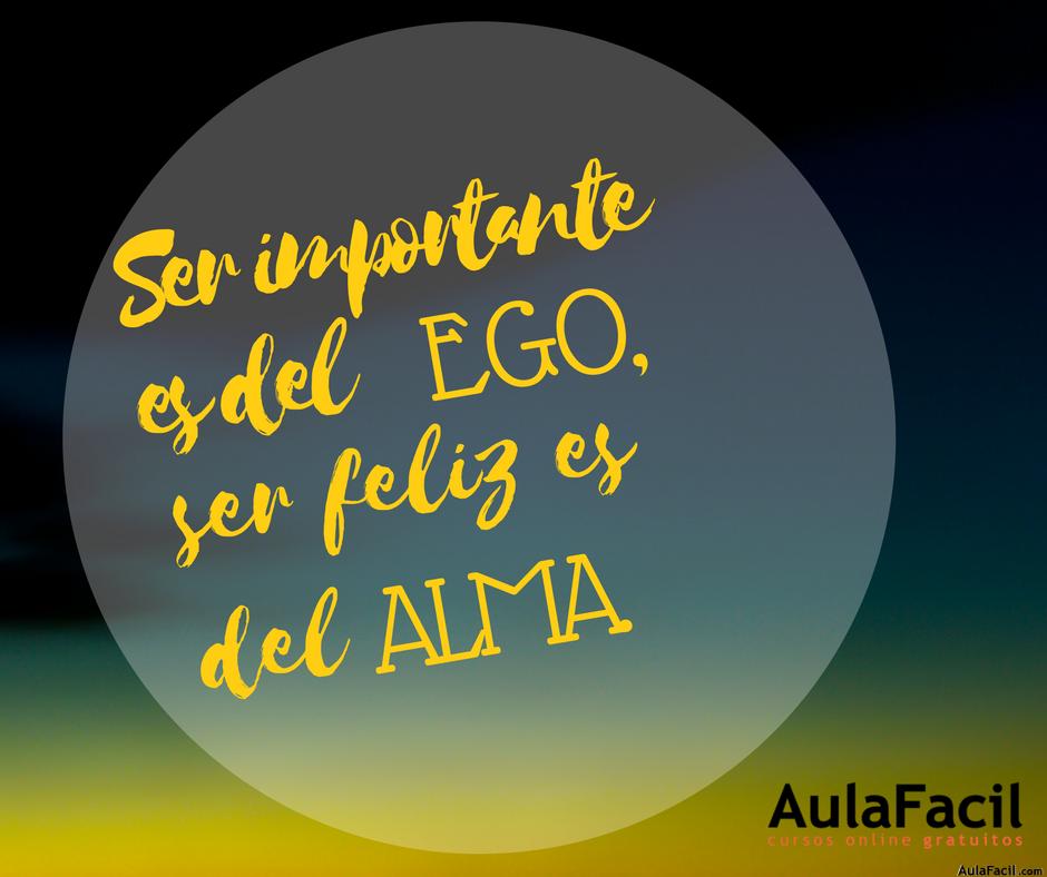 PensamientoPositivo Ego AulaFacil