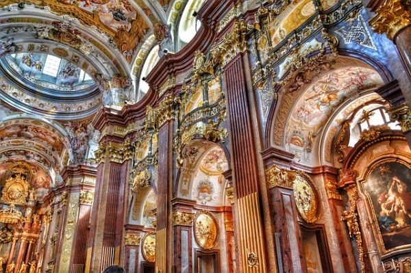 baroque church 439488 640
