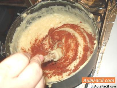 Polenta horneada remover la mezcla cocina f cil pastas - Temario fp cocina y gastronomia ...