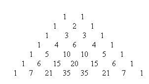 ⏩Triángulo de Tartaglia - Fracciones, Monomios, Polinomios, Álgebra ...