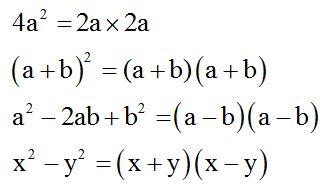 ⏩Factorización o descomponer en Factores - Fracciones, Monomios ...