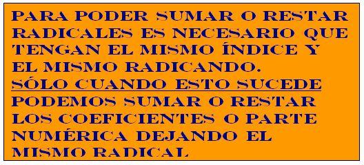 ⏩ Simplificación de Radicales. Raíz de Raíz. - Operaciones ...