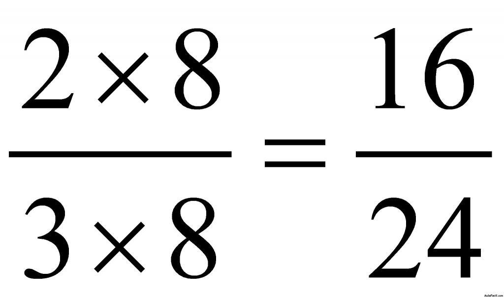 ⏩Fracciones Equivalentes. Ejercicios I - Fracciones | AulaFacil.com ...