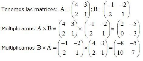 ⏩Propiedades de la Suma de las Matrices, Propiedades del Producto ...