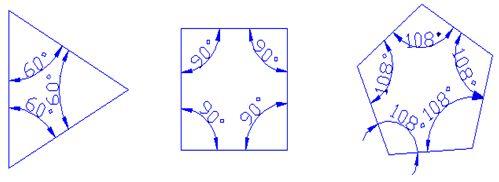⏩¿Cuánto vale la suma de los ángulos interiores de un Polígono ...