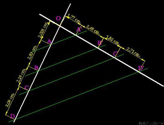 ⏩Razón de Semejanza -Semejanza de Polígonos - Geometría | AulaFacil ...