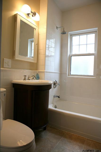Azulejos Baño Pintura:baño azulejo pintura