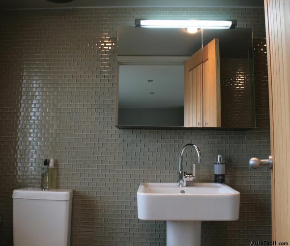 Quitar Azulejos Baño:baño azulejo beige