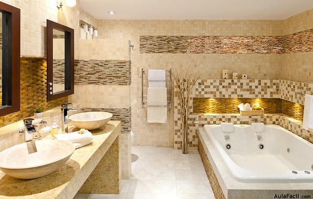 Accesorios De Baño Dorados:baño dorado