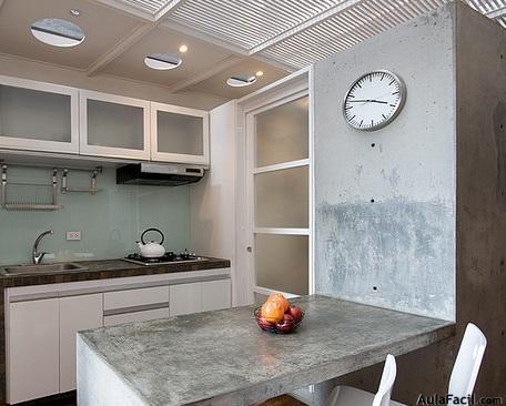 Planificaci n de la cocina c mo sacar el mayor partido for Componentes de una cocina integral