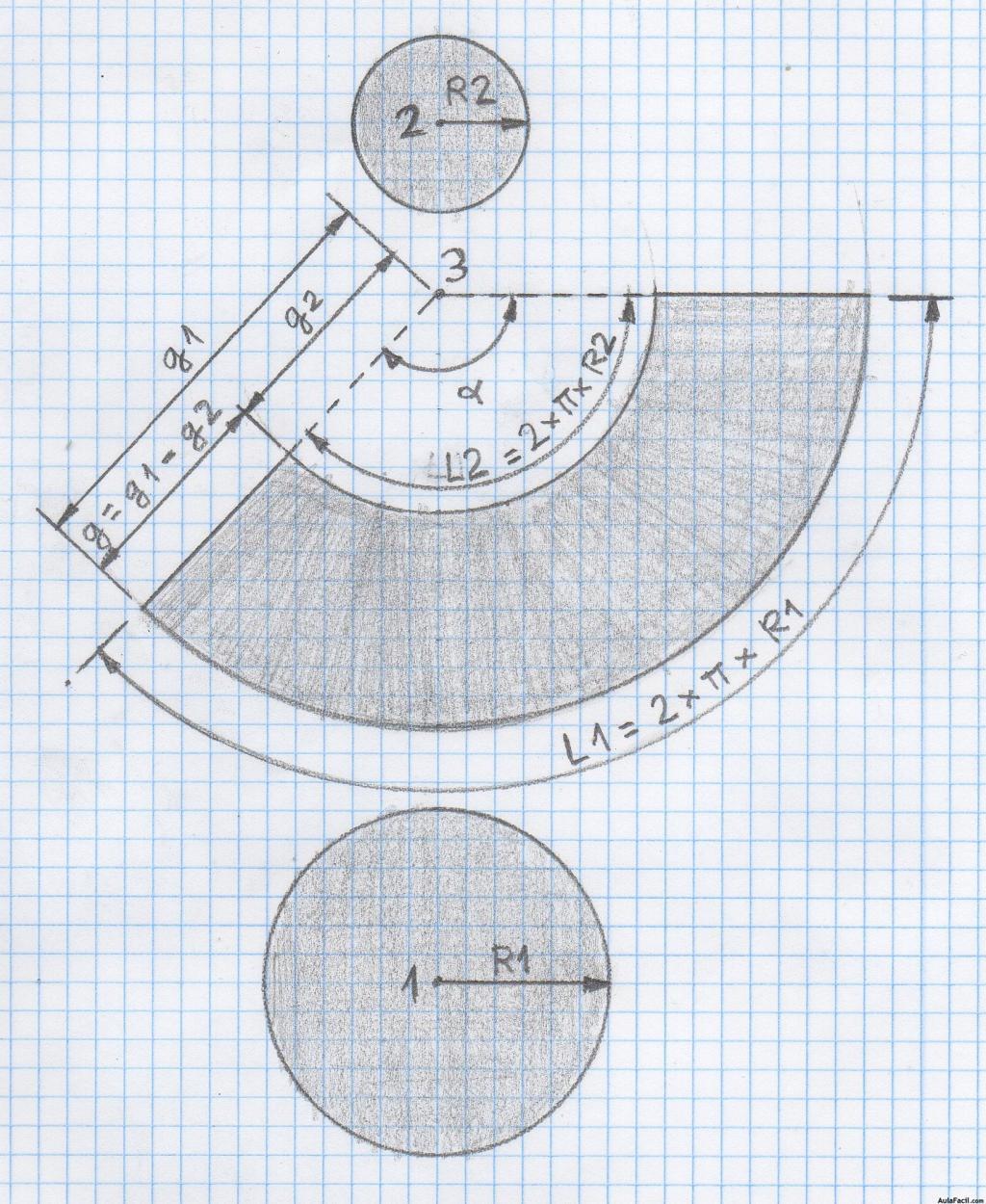 Curso gratis de dise o y realizaci n de maquetas de papel - Como hacer un cono ...
