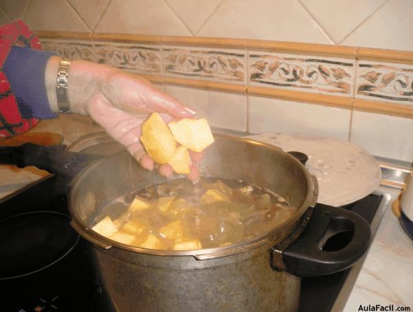 Curso gratis de cocina tradicional espa ola el cocido for Cocina tradicional espanola
