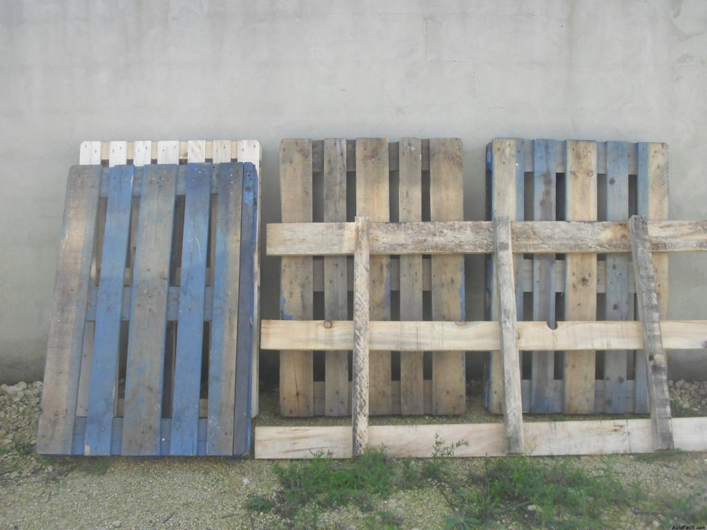 Curso gratis de construcci n de mobiliario con palets for Mobiliario de jardin hecho con palets