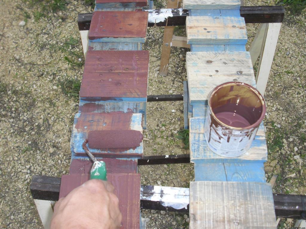 Curso gratis de construcci n de mobiliario con palets - Curso de bricolaje ...