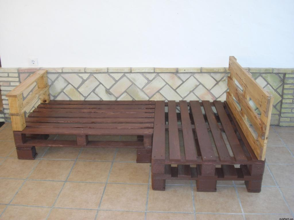 Curso gratis de construcci n de mobiliario con palets for Cursos de muebleria gratis
