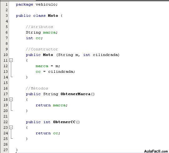Solución Ejercicio Final Java Básico