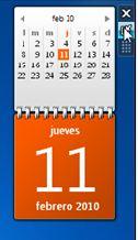 Gadget Calendario.Herramienta De Windows 7 Gadgets Windows 7