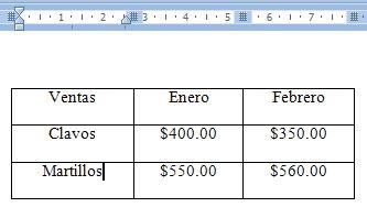 Ejercicios resueltos de word básico 2007